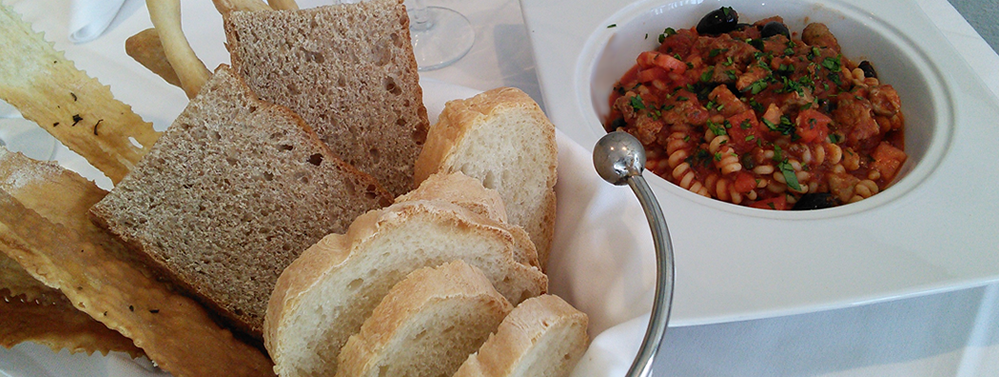 Serving homemade breads and pastas using the highest quality ingredients…